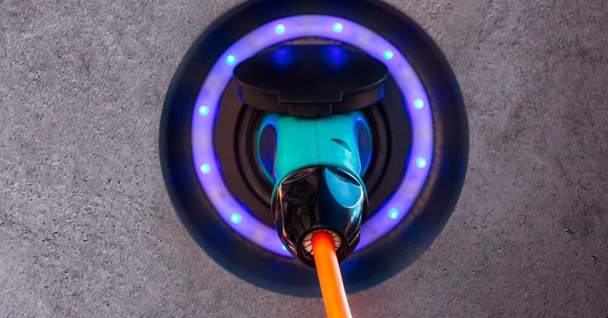 carregador cotxe elèctric