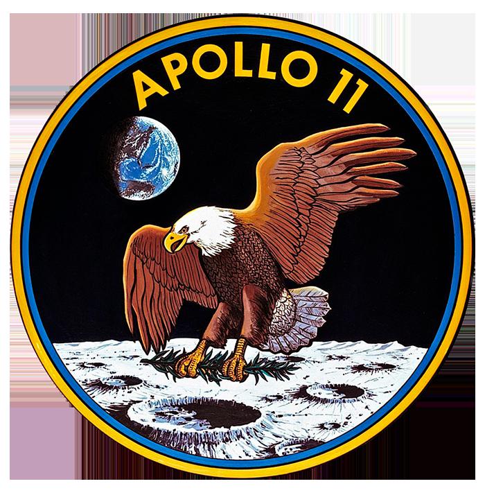 Emblema de l'Apol·lo 11