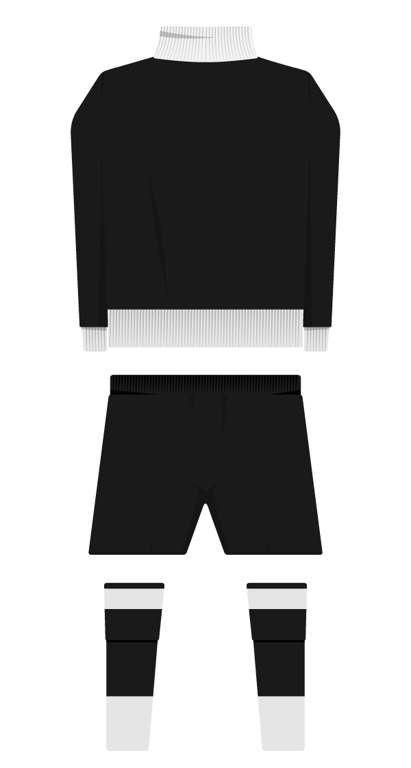 Equipació de porter de Platkko